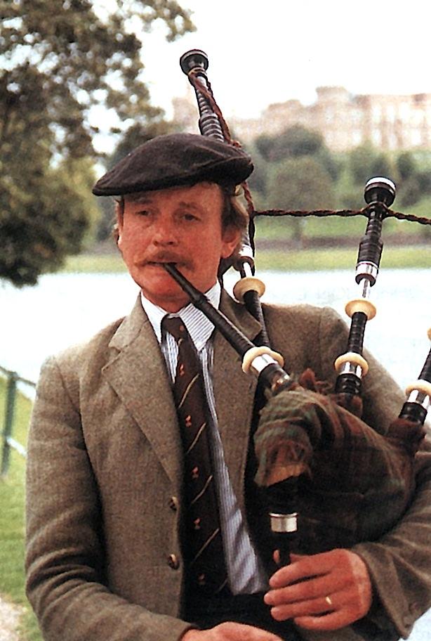Duncan MacGillivary Gold Medal  at Inverness 1997.
