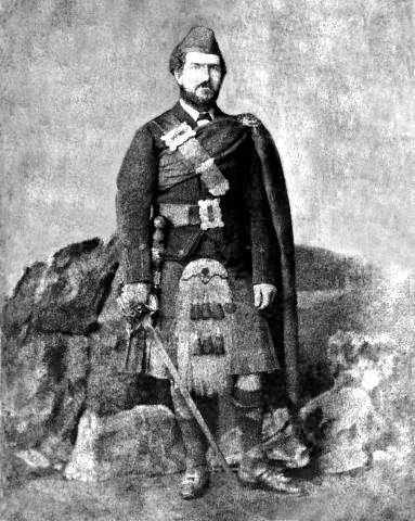 James Robertson, Edinburgh, piper to Breadalbane