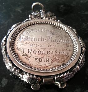 medal 4 pibroch