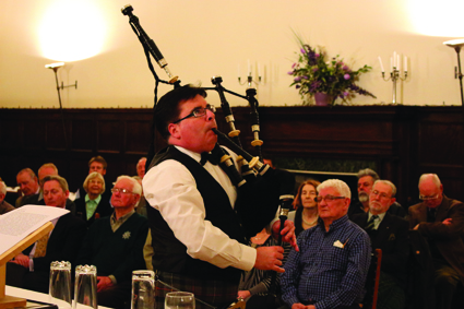 Euan MacCrimmon playing Lament for the Earl of Antrim