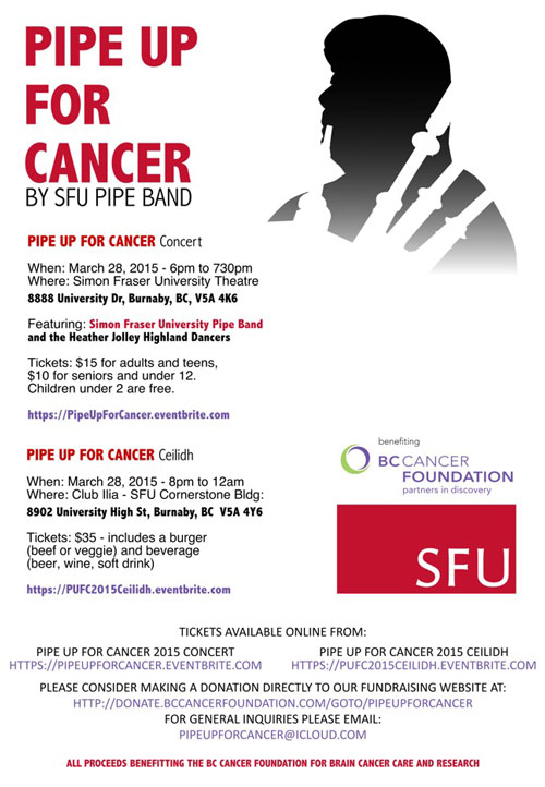 PipeUpForCancer