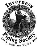 inverness piping society logo