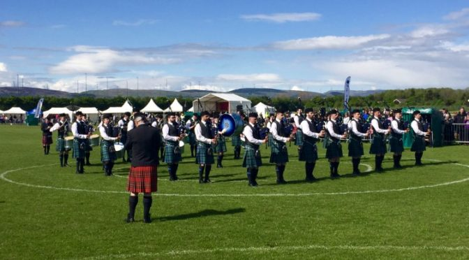 British Pipe Band Championship Updated With Comment and Analysis Added