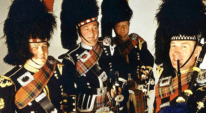 P/M Iain McLeod, Edinburgh City Police Pipe Band