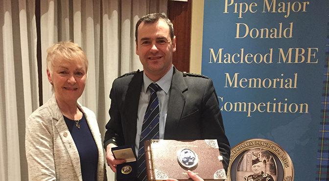 Donald MacLeod Memorial Results