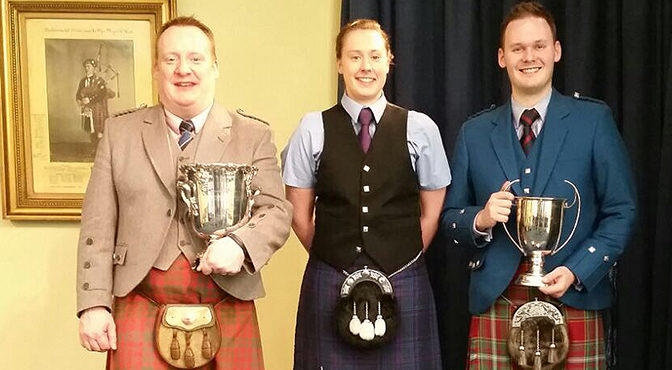 Scottish Pipers Association Professional Results