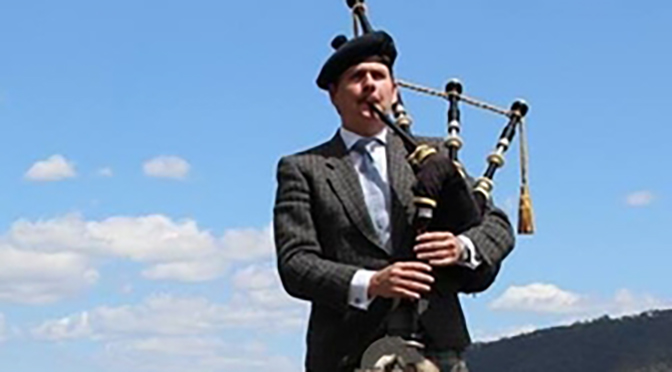 Australia's Silver Chalice/ Govan Pipes and Drums Concert